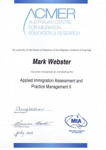 MIA Fellowship Mark Webster pic